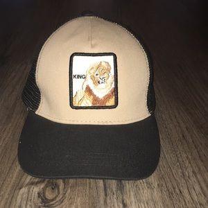 Goorin Bros King Animal Cap